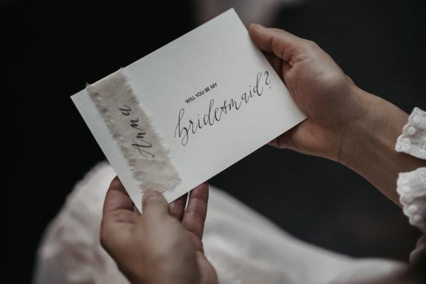 Bridesmais Karte